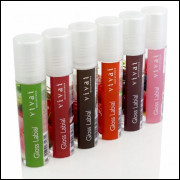 Gloss Labial Frutas Vivai All Day 2113 - Display com 30 Unidades